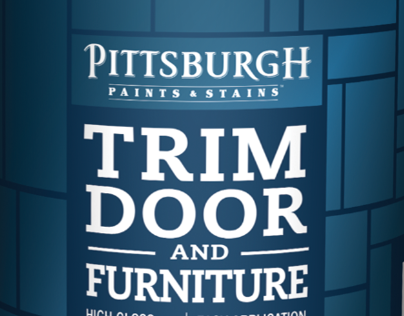 Trim, Door & Furniture Paint
