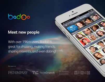 Badoo - iOS Application