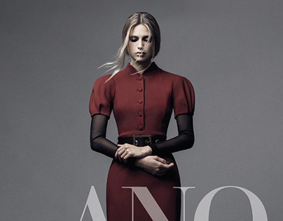 Fashion Gone Rogue: Anouk
