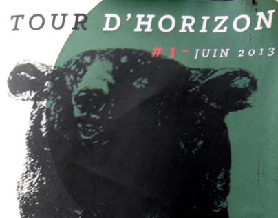 Tour dHorizon Magazine #1