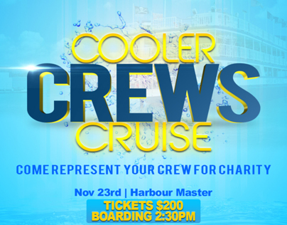 COOLER CREWS CRUISE