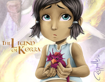 Korra - I am light inside