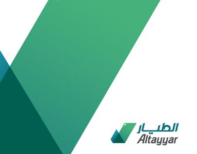 Altayyar Rebrand Suggestion
