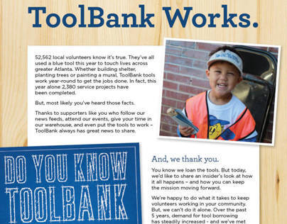 ToolBank Atlanta Flyer
