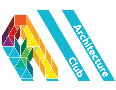 Architecture Club Branding Design