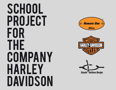 HARLEY SCHOOL PROJECT