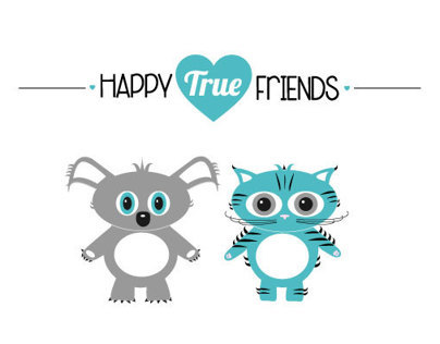 Happy True Friends