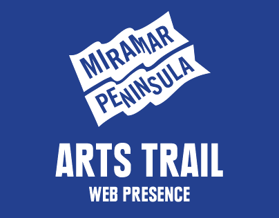 Miramar Peninsula Arts Trail website