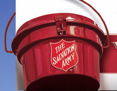 The Salvation Army: Outdoor Advertising Spec