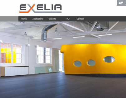 Exelia Website Site