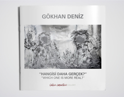 Gökhan Deniz - Sergi katalog / Exhibition catalog