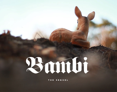 Bambi The Sequel - 12h project