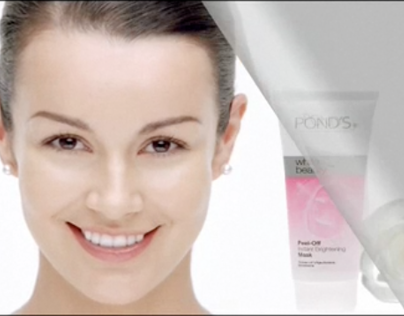 Pond's Peel-off Mask Film