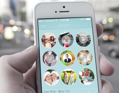 Yougthy App Concept I