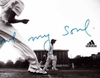 ADIDAS : Pure Cricket
