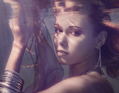 New Underwater Beauty