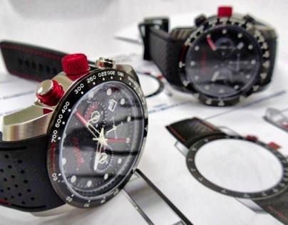 Redline Mens Velocity Chronograph