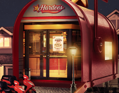 Hardees Home Delivery