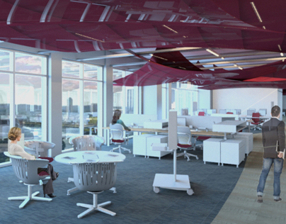 Steelcase NEXT competition