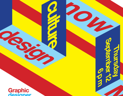 Design Culture Now - Poster Designs