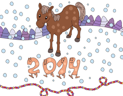 Chinese Year of Horse 2014