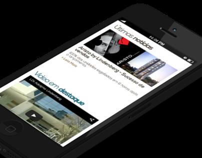 Grupo LDI Responsive Website