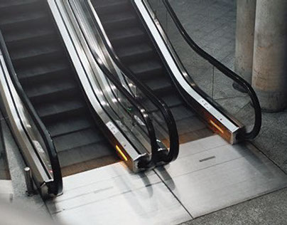 Cinemagraphs - Escalators