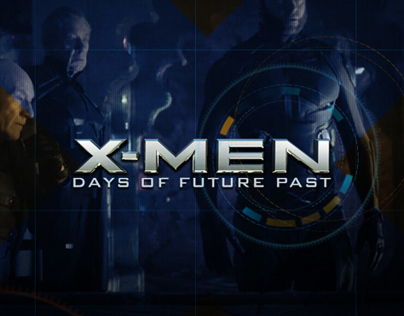 X-Men Website Concept