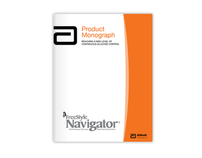 Abbott Labs: FreeStyle Navigator Collateral