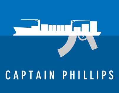 Captain Phillips Minimalist Posters
