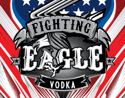 FIGHTING EAGLE VODKA~COMMISSION