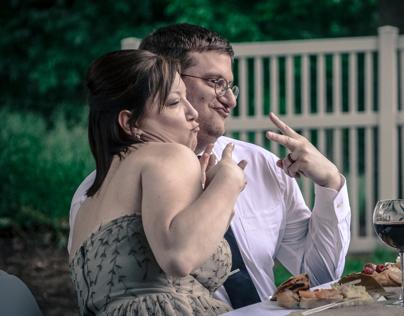 Wedding: Emily & Jon