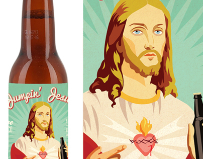 Jumpin' Jesus Holiday Ale