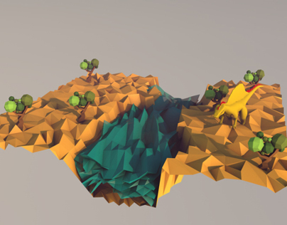 LOW POLY - THE EARLY LIFE