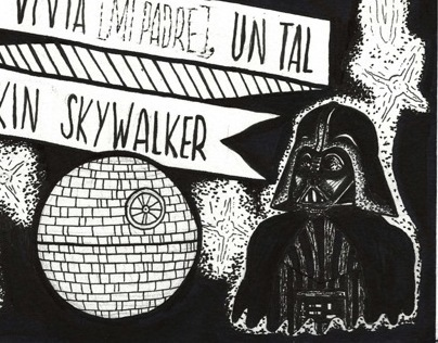 Juan Rulfo meets Star Wars