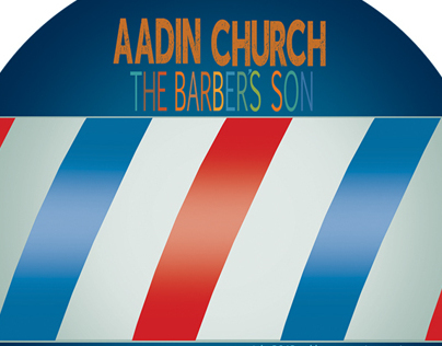 AADIN CHURCH -Album cover