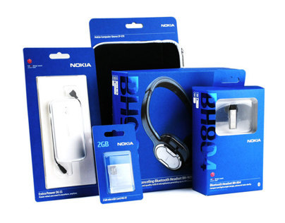 NOKIA / GLOBAL PACKAGING GRAPHICS