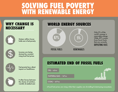 Renewable Energy Infographic