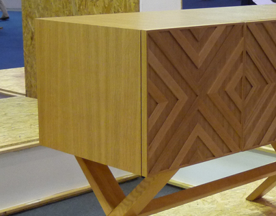 Sideboard_ Shortlist at Antarte/Lisbon Design Show