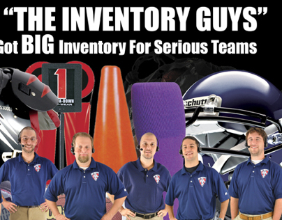 ASA Football 2011 Summer Inventory Ad Campain