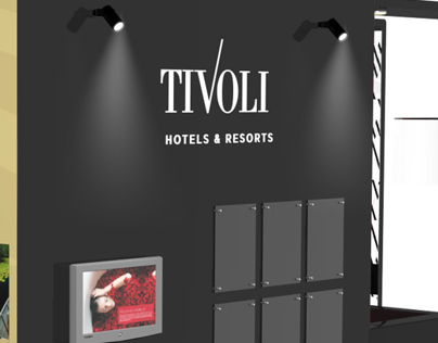 Exhibition Stand For Tivoli Hotels and Resorts