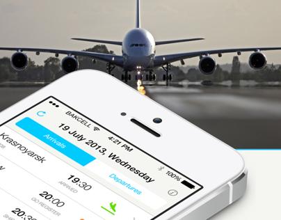 Baku Airport App