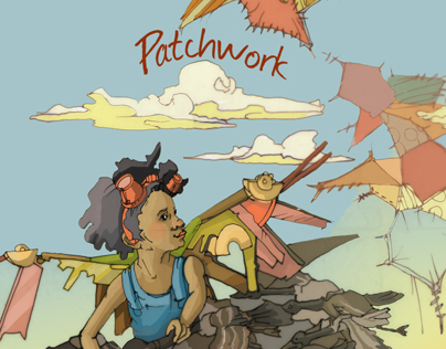 Patchwork: comic from last year