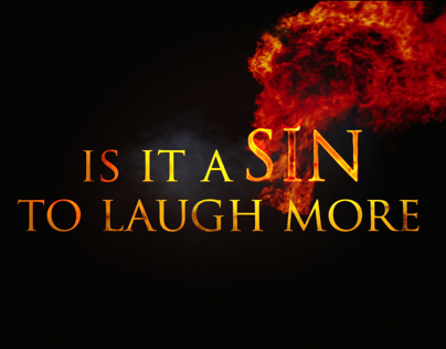 TV Land Deadly Sins Branding Spot (FIRE)