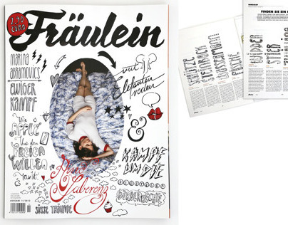Fräulein cover illustration & horoscope