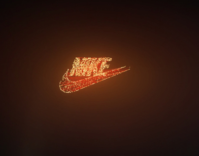NIKE Logo Animation