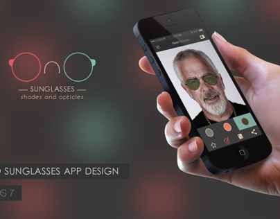 Ono Sunglasses (iPhone Application: Virtual Sunglasses)