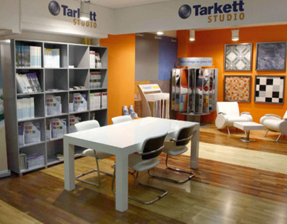 TARKETT STUDIO SHOPFITTING