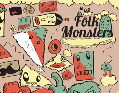 folk monsters
