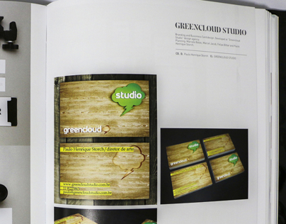 Greencloud Studio cards